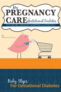 dining out with gestational diabetes